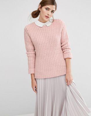 Bild 1 von Fashion Union – Oversize-Pullover in Grobstrick