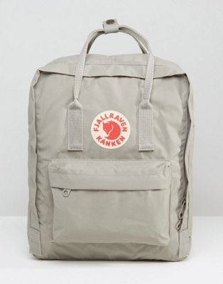 Fjallraven Kanken 16L Backpack Grey