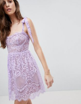 For Love and Lemons - Valentina - Robe courte