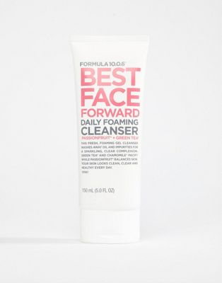 Formula 10.0.6 Best Face Forward - Daily Foaming Cleanser 150ml
