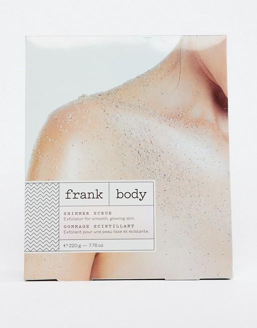 Image 1 of Frank Body Shimmer Scrub
