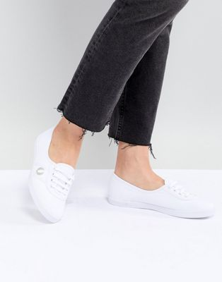 Fred Perry Aubrey Plimsoll Trainers