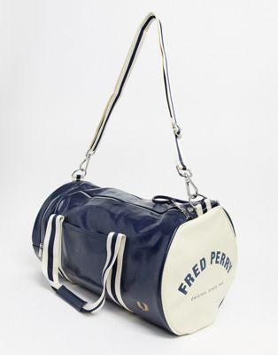Fred Perry - Sac de sport classique - Bleu marine