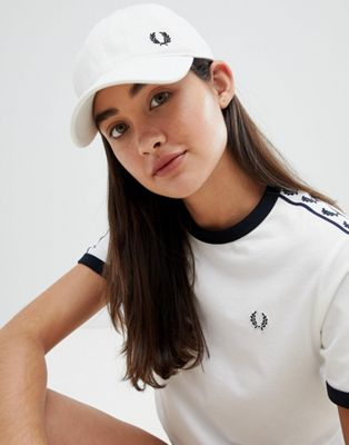 Fred Perry Wreath Logo Cap