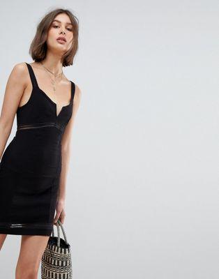 Bild 1 av Free People – Bodycon-klänning