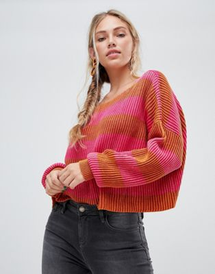 Free People – Just My Stripe – Pullover