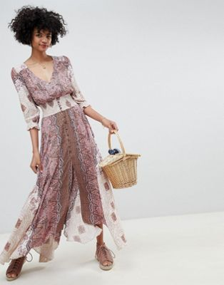 Free People – Mexicali Rose – Maxikleid
