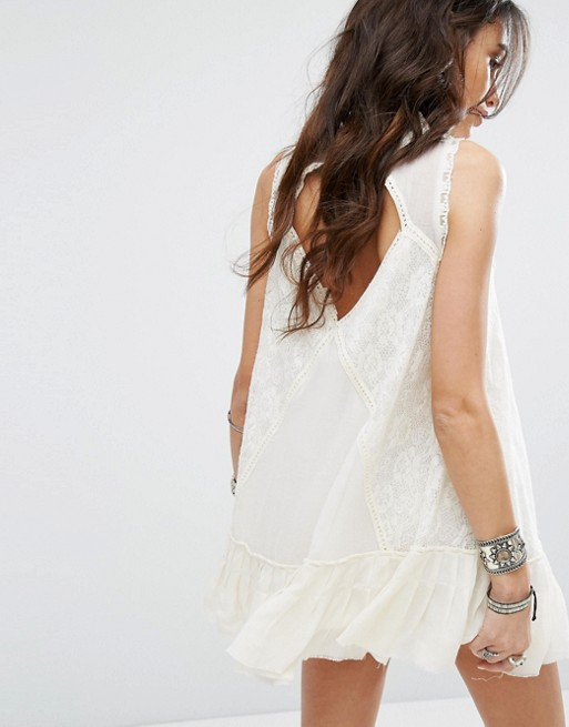 Image 1 of Free People One Angel Lace Dress