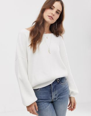 Image 1 of Free People Shadow relaxed jumper