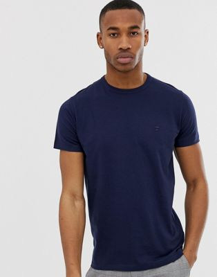 French Connection – basic – T-shirt z okrągłym dekoltem