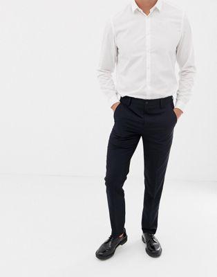 French Connection - Pantalon ajusté uni