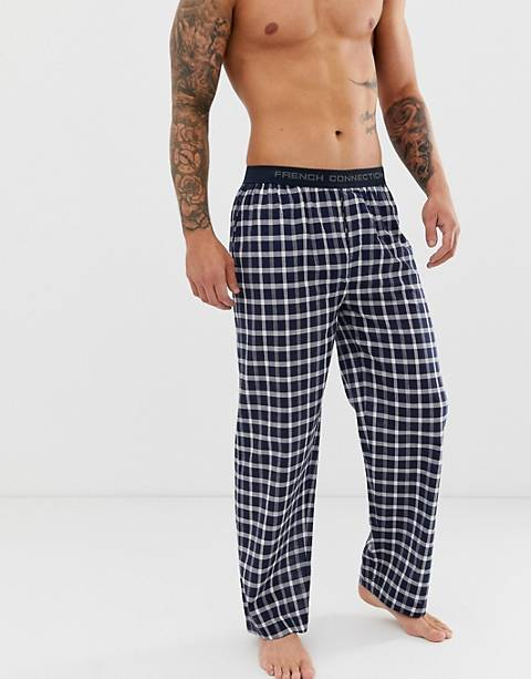 French Connection - Pantalon confort avec logo à la taille
