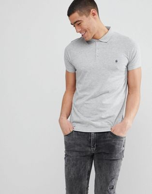 French Connection Plain Polo Shirt