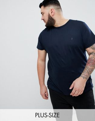 French Connection PLUS Basic Crew Neck T-Shirt