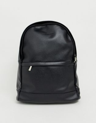 French Connection PU backpack