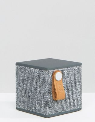 Fresh N Rebel Rockbox Cube Wireless Speaker In Concrete