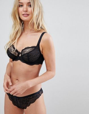 Freya Fancies Plunge Lace Fuller Bust Bra