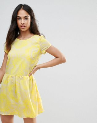 FRNCH – Kleid mit Paisleymuster