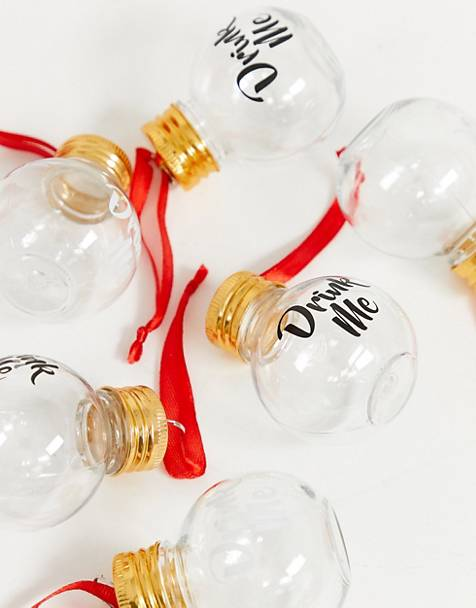 Gift Republic - boozy baubles