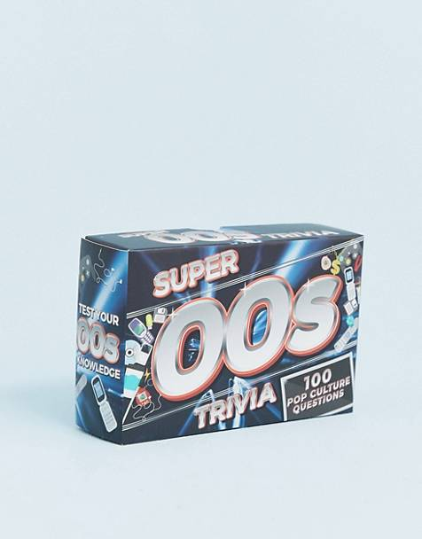 Gift Republic – Super 00s Trivia – Quiz