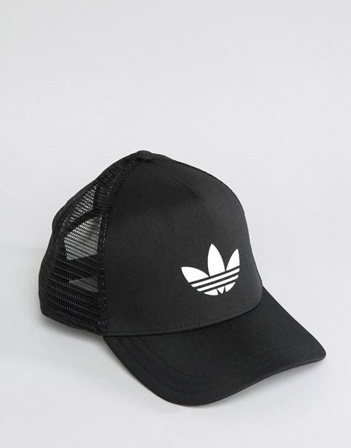 9642dd8c4e75 Gorra estilo baseball en negro AJ8954 de adidas Originals