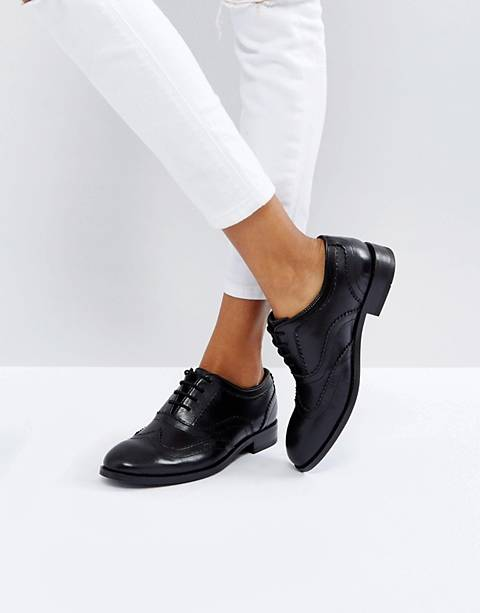 H by Hudson Leather Brogue