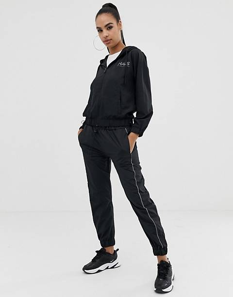 Haus by Hoxton Haus sweatpants in black