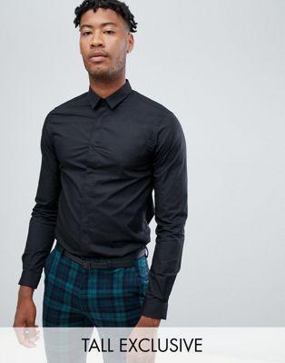 Heart & Dagger Tall – Enges, elegantes Hemd