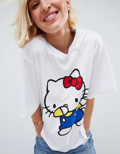 c114e75b8 Hello Kitty X ASOS Dabbing T-Shirt | ASOS