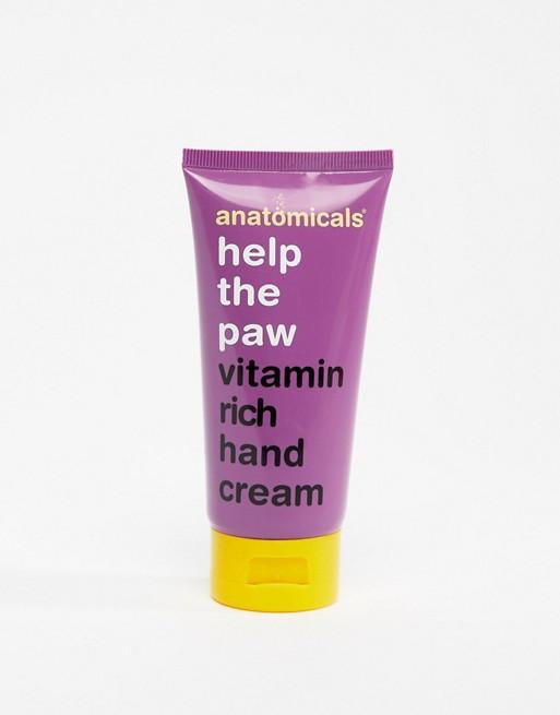 Help The Paw håndcreme 100 ml fra Anatomicals