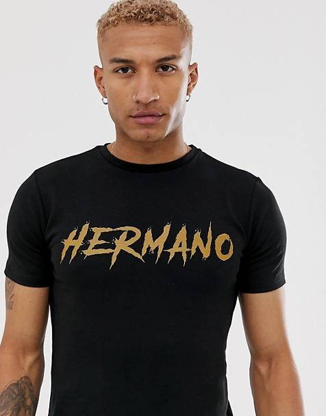 Hermano t-shirt with chest logo