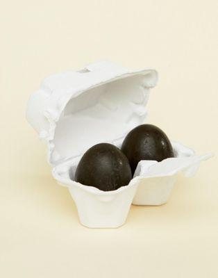 Holika Holika Smooth Egg-  steenkoolzeep