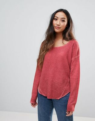 H.One Lightweight Knit Pullover