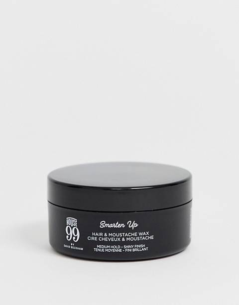 House 99 Smarten Up Hair and Moustache Wax 75ml