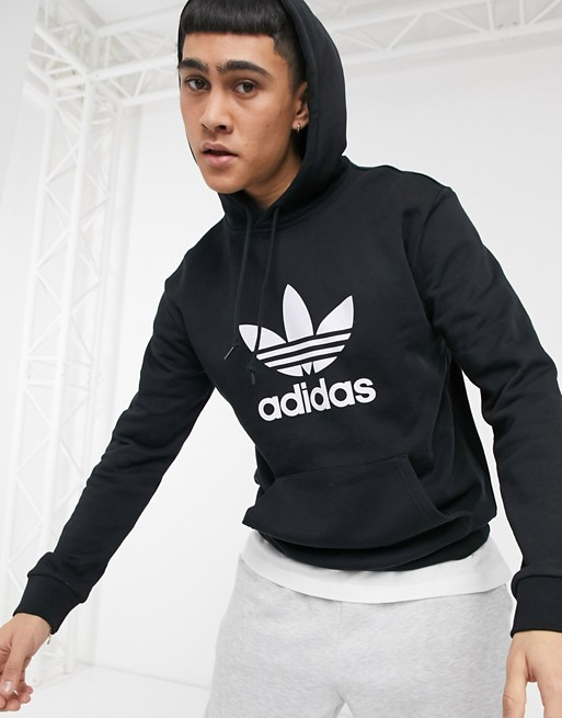 Худи с логотипом adidas Originals