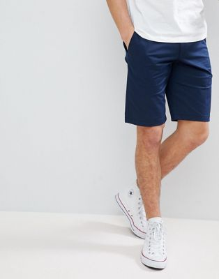 Immagine 1 di Hugo - Chino corti slim blu navy