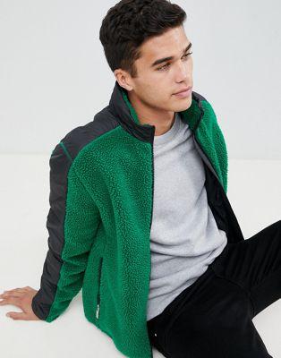Hunter Original – Mittlere Lage – Grüner Fleece