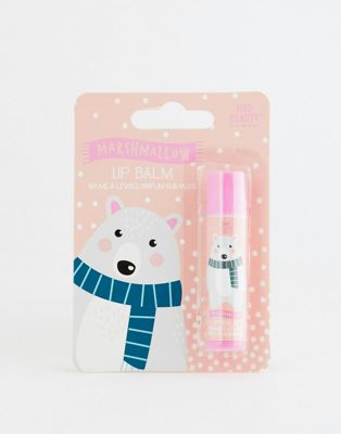 I Love Holidays Carded Lip Balm Polar Bear