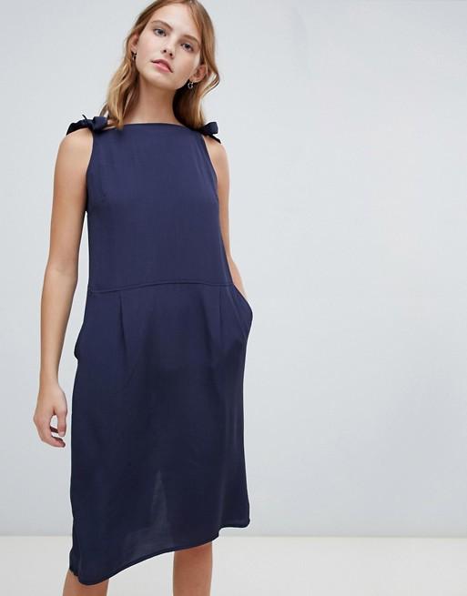 Ichi Jumper Style Dress