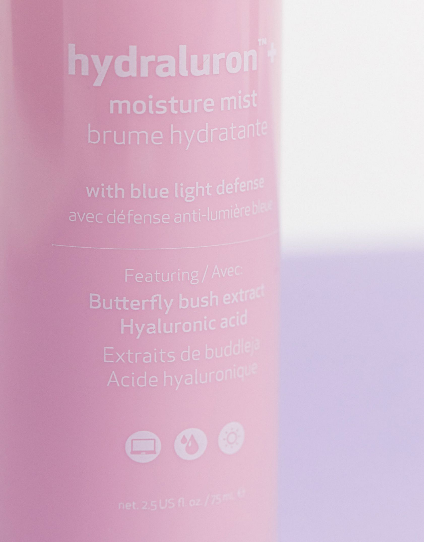 Indeed Labs Hydraluron Moisture Face Mist 75ml - ASOS Price Checker
