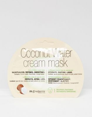iN.gredients Coconut Water Cream Mask