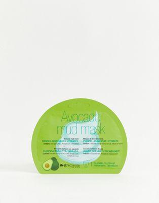 iN.gredients - Maschera ai fanghi all'avocado
