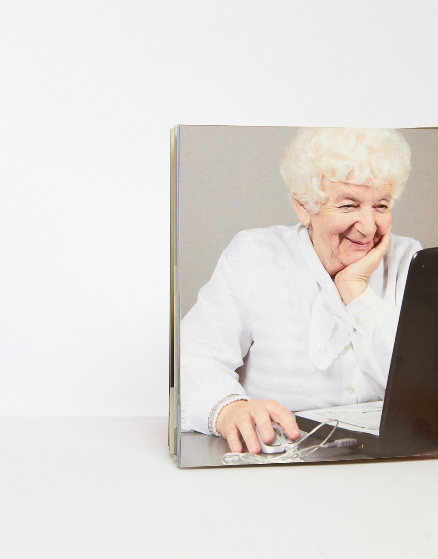 Instagran: When Old People And Technology Collide Humour Book by Asos