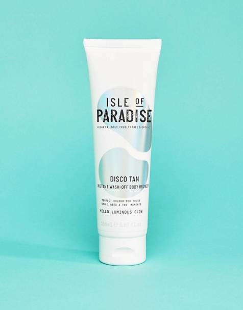 Isle of Paradise Disco Tan Instant Wash Off Body-bronzer 200ml