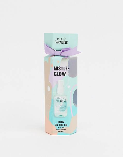 Isle Of Paradise Mistle-Glow Medium Tanning Water 100ml