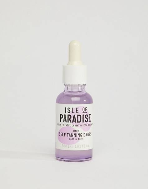 Isle of Paradise Self-Tanning Drops Dark 30ml