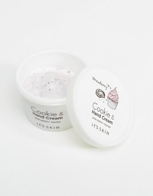 It's Skin Cookie & Hand Cream Strawberry