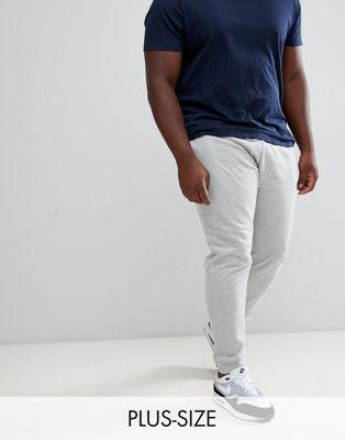 Image 1 of Jacamo cuffed sweatpants in gray