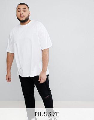 Jacamo t-shirt in white