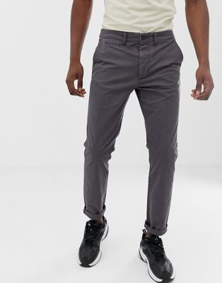 Jack & Jones Intelligence Slim Fit Chino in Stretch Cotton